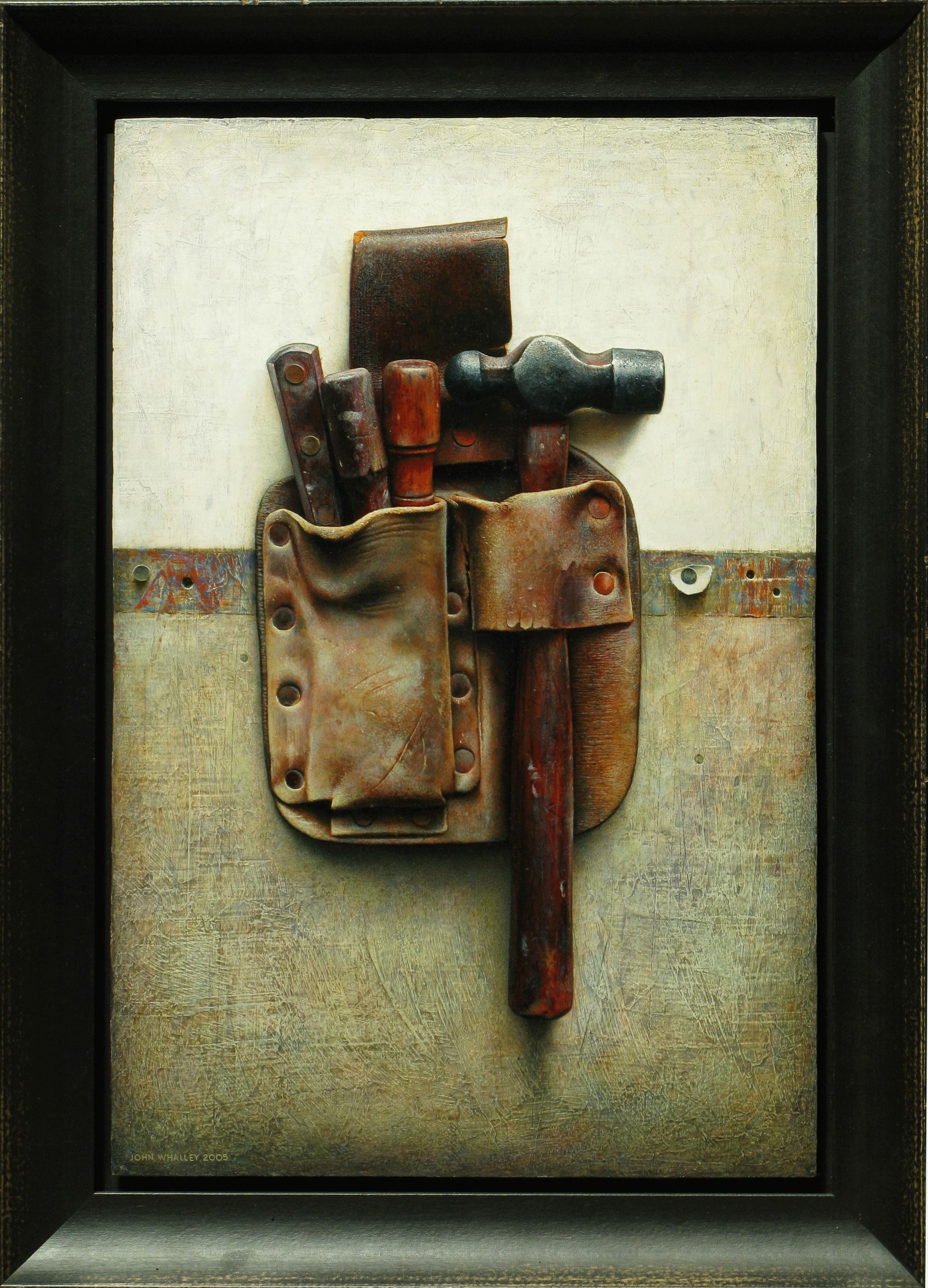 Tool Belt By John Whalley Still Life