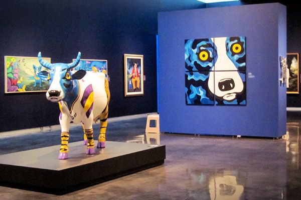 George Rodrigue Exhibition on display at LSU Museum of Art | LSU Gold