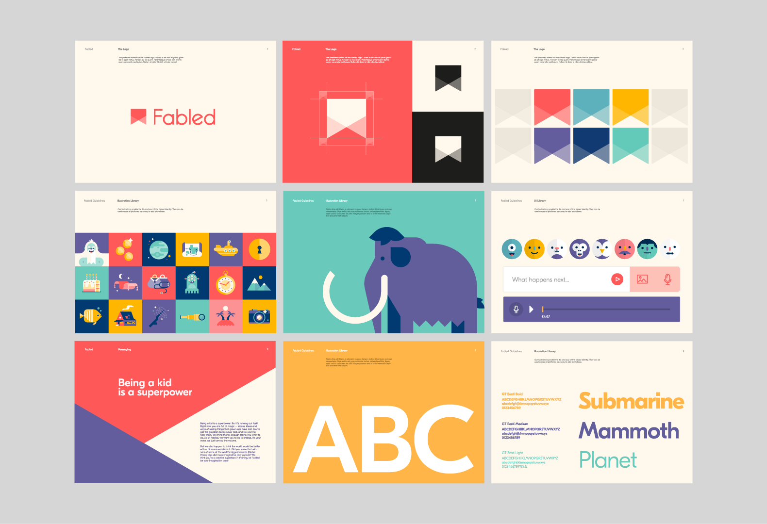 65+ Brand Guidelines Templates, Examples & Tips For