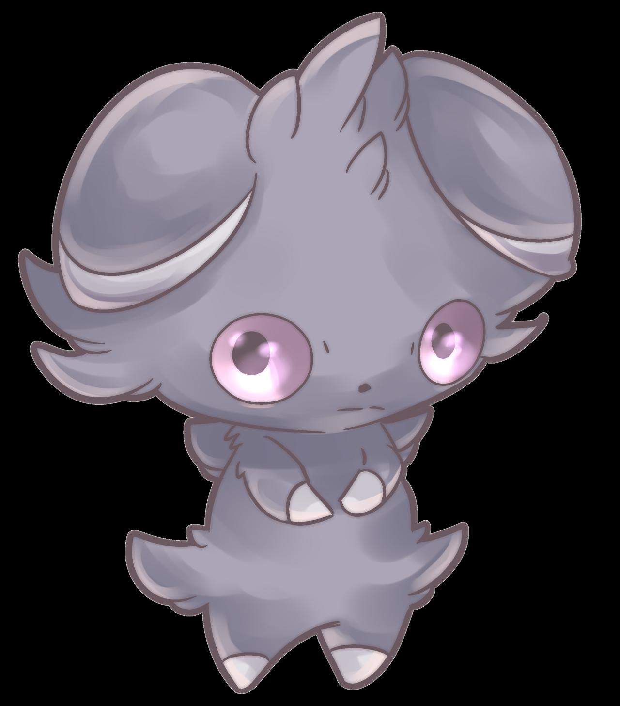 Espurr Samuels Choice Pokémon Cute Pokemon Pokemon Fan Art