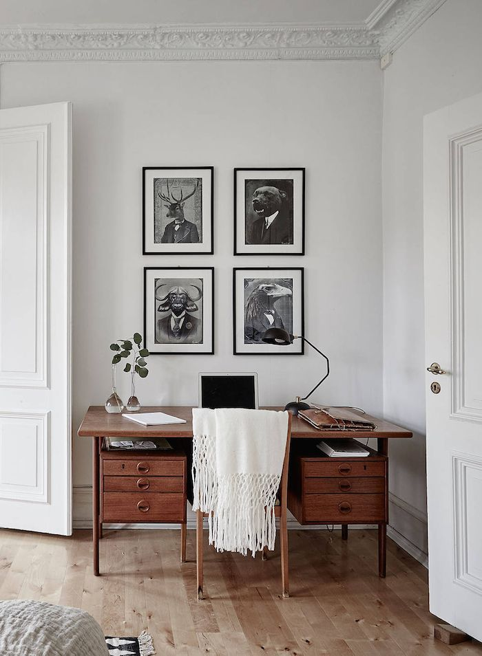 Interiors | Light Filled Swedish Apartment