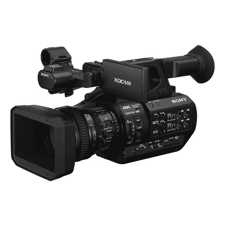 Sony Pxw Z280 4k Duallink 12g Sdi Xdcam Memory Camcorder Sony Camera Camcorder Camera