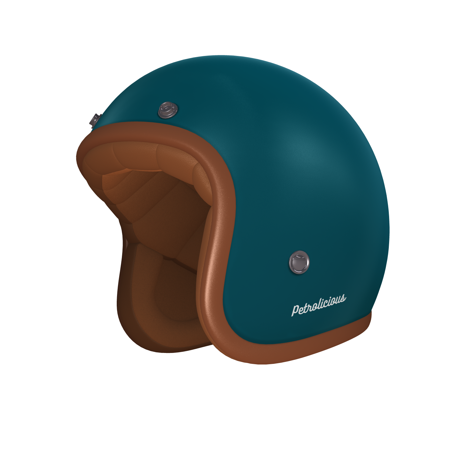 #helmade ONE Classic. Choose between over 100 different colors in our configurator on www.helmade.com #helmetdesign #brown #petrol #basic #matte