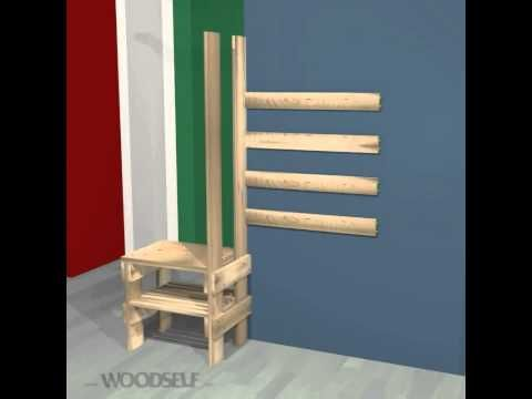 Meuble à chaussures - Woodself - Le site des plans de meubles ...