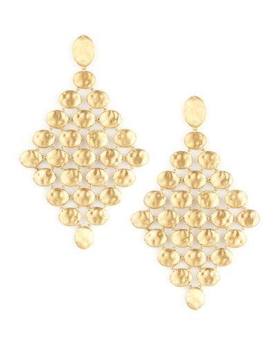 Marco Bicego Siviglia 18k Gold Chandelier Earrings