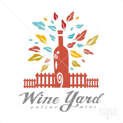 WINE YARD | StockLogos.com