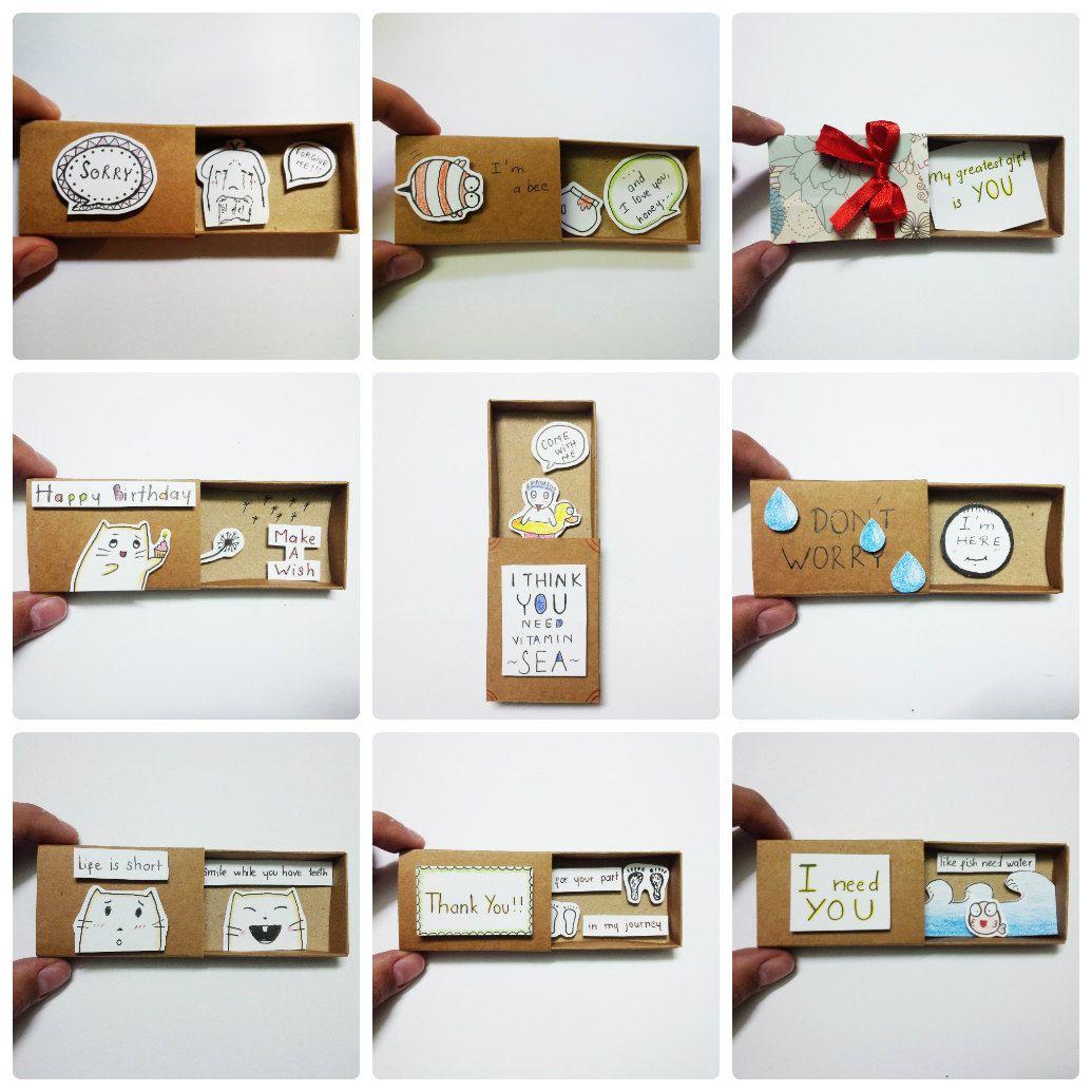Packung zu 50 Liebe gemischte Kartendesigns Wholesale