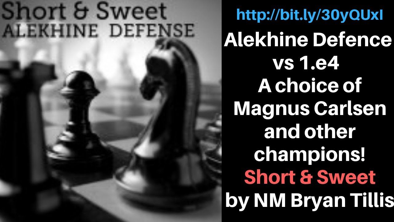 Short Sweet The Alekhine Defense Taster Lines For The The Dark Kni The Dark Knight Rises Waxing And Waning The Darkest