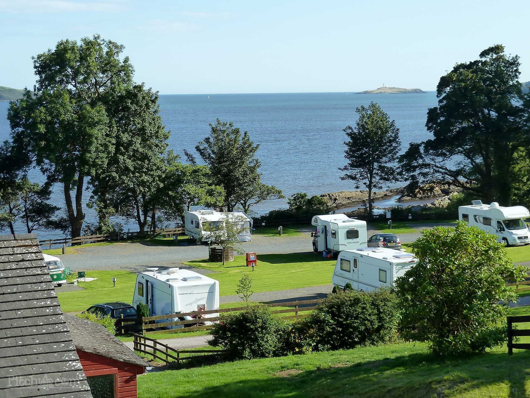 Seaward holiday park kirkcudbright dumfries and galloway - Swimming pools in dumfries and galloway ...