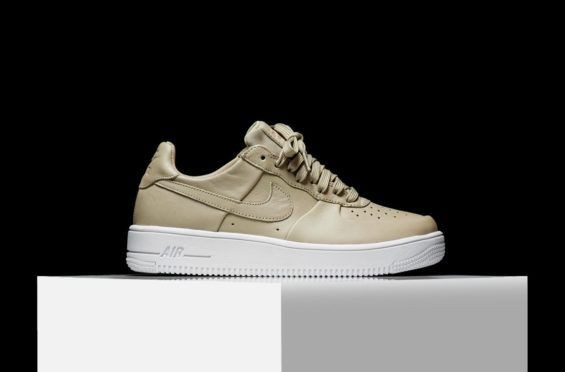 The Nike Air Force 1 Ultraforce Low Linen Is Now Up For