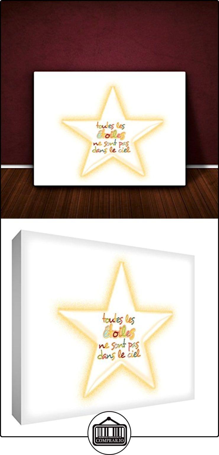 Feel Good Arte en marco de lona All Stars no están en el Cielo ...
