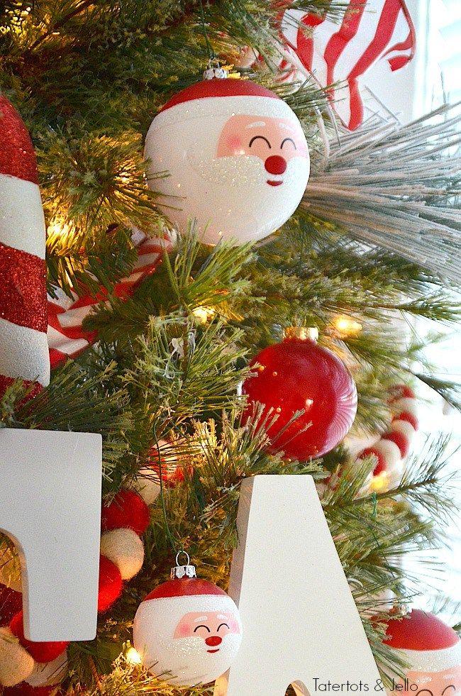 Santa North Pole Christmas Tree and Decorating Ideas Diy