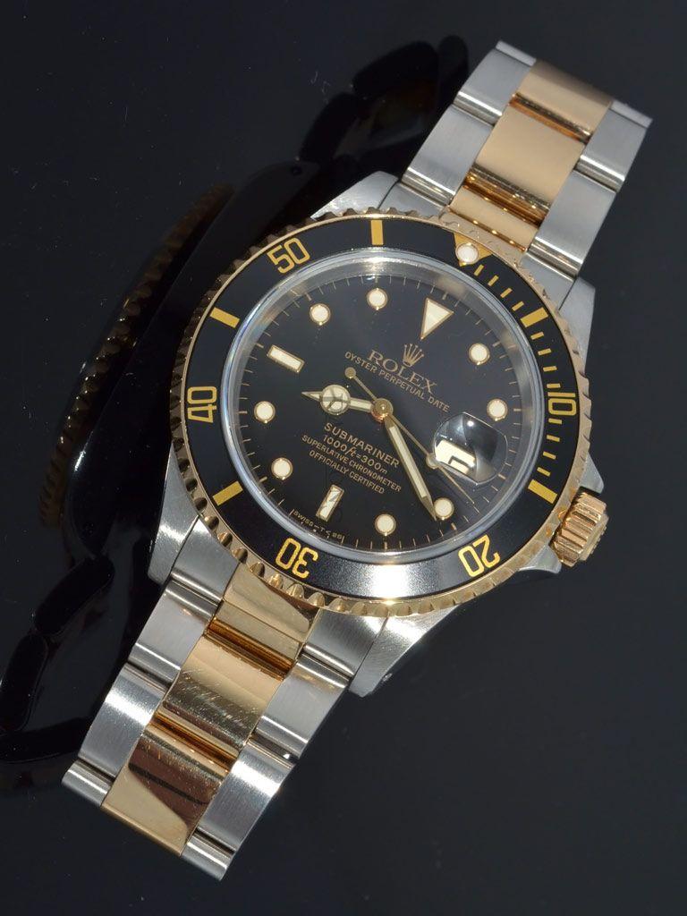 Каталог Rolex. Мужская коллекция Submariner