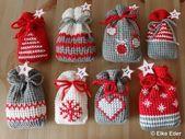 Photo of Adventskalender Geschenkbeutel  Häkelanleitung #häkeln ideen weihnachten  Adve…