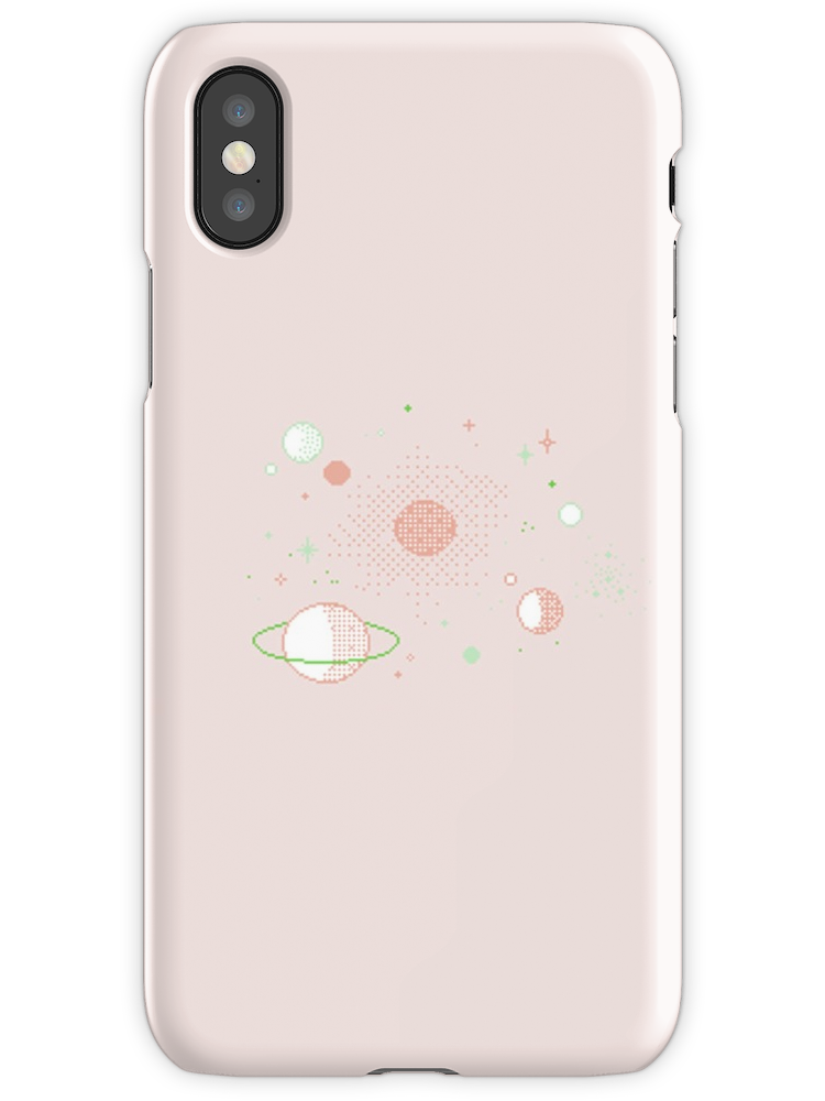 f9a5dbb011 Outer Space Aesthetic iPhone X Snap Case in 2019   Products   Iphone ...