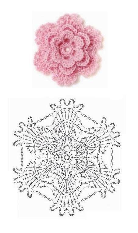 Picasa-Webalben | crochet | Pinterest | Picasa, Flores y Ganchillo