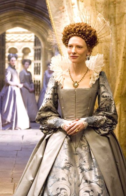 queen elizabeth i cate blanchett elizabeth the golden