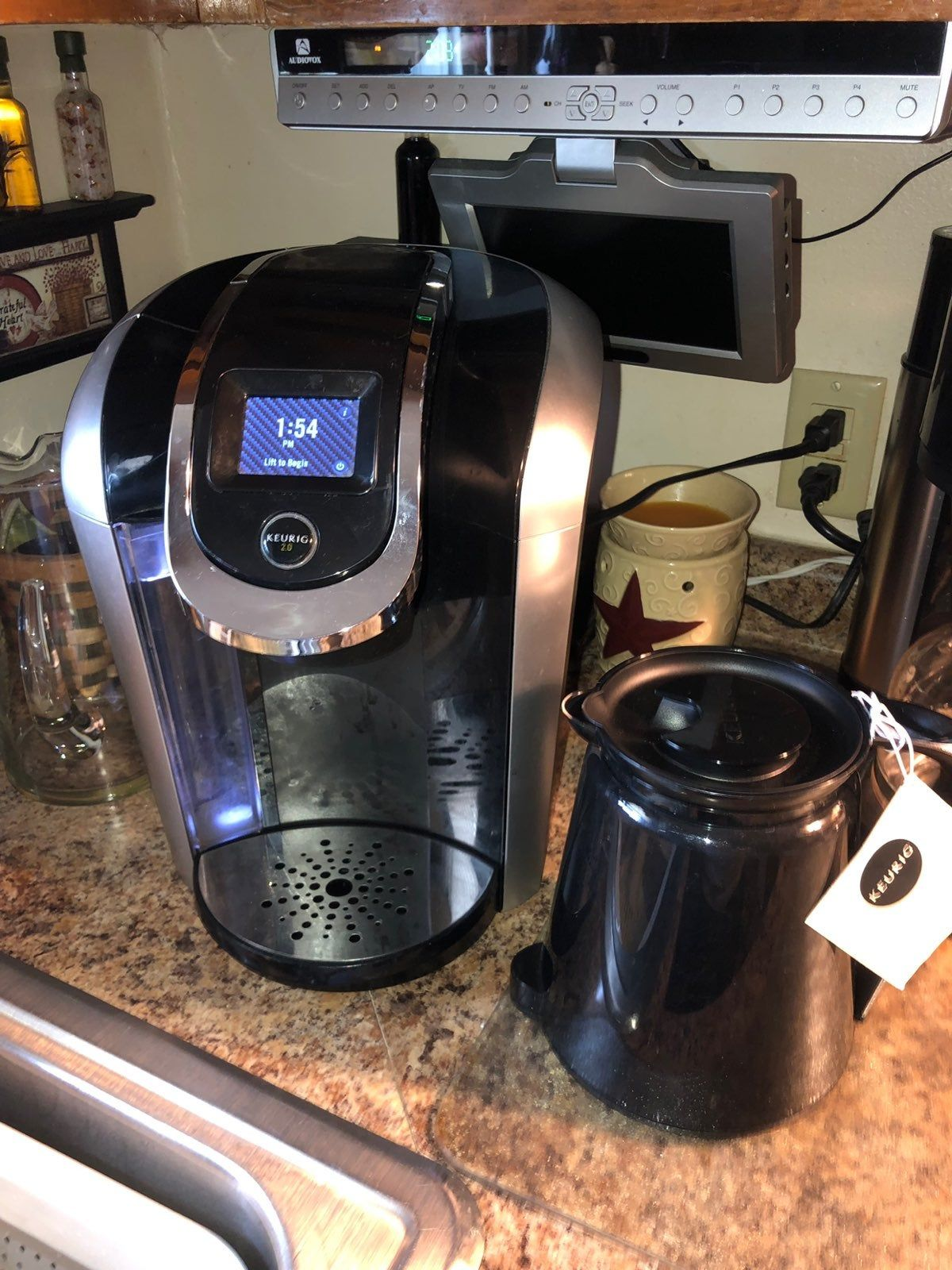 How To Get Hot Water From Keurig 2 0