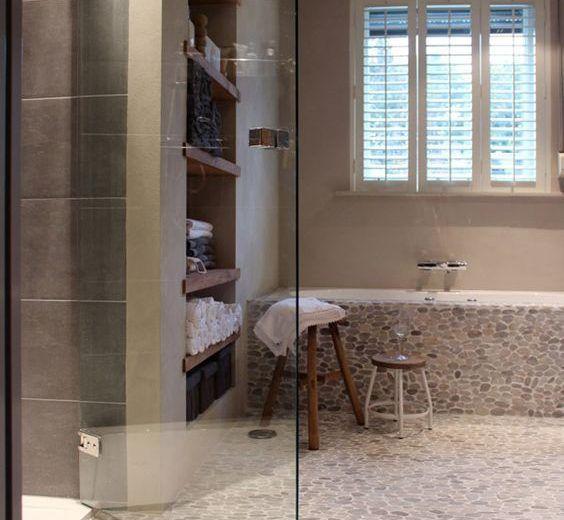 landelijke badkamer Barneveld - badkamers | Pinterest - Landelijke ...