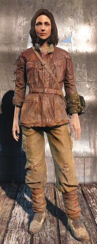 Surveyor Outfit Fallout 4 Vault Jumpsuit Outfits Costumes