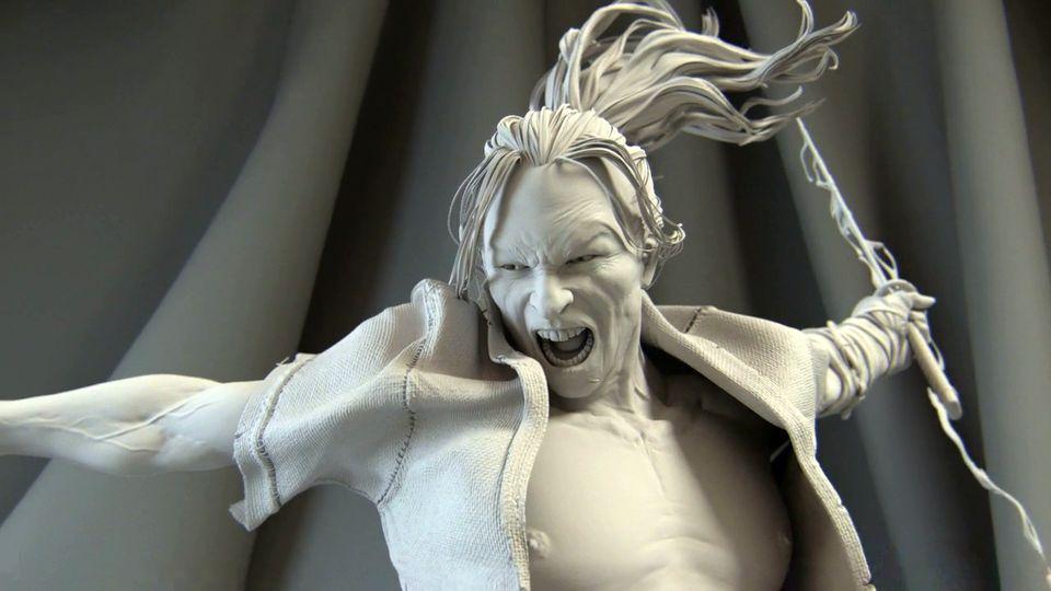 Character Modeling Reel by Victor Hernandez