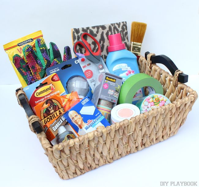 What To Do With Your Blogger Swag Bag New Homeowner Gift