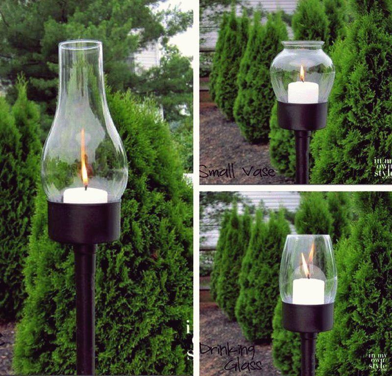 Diy Garten Laterne Ideen Um Ihren Garten Zu Beleuchten Laterne Garten Outdoor Laternen Diy Garten