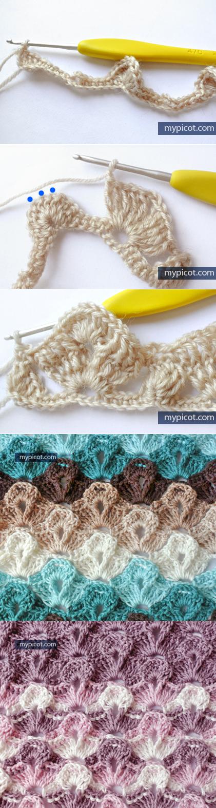 MyPicot | Free crochet patterns | Ravelry | Pinterest | Tejido ...