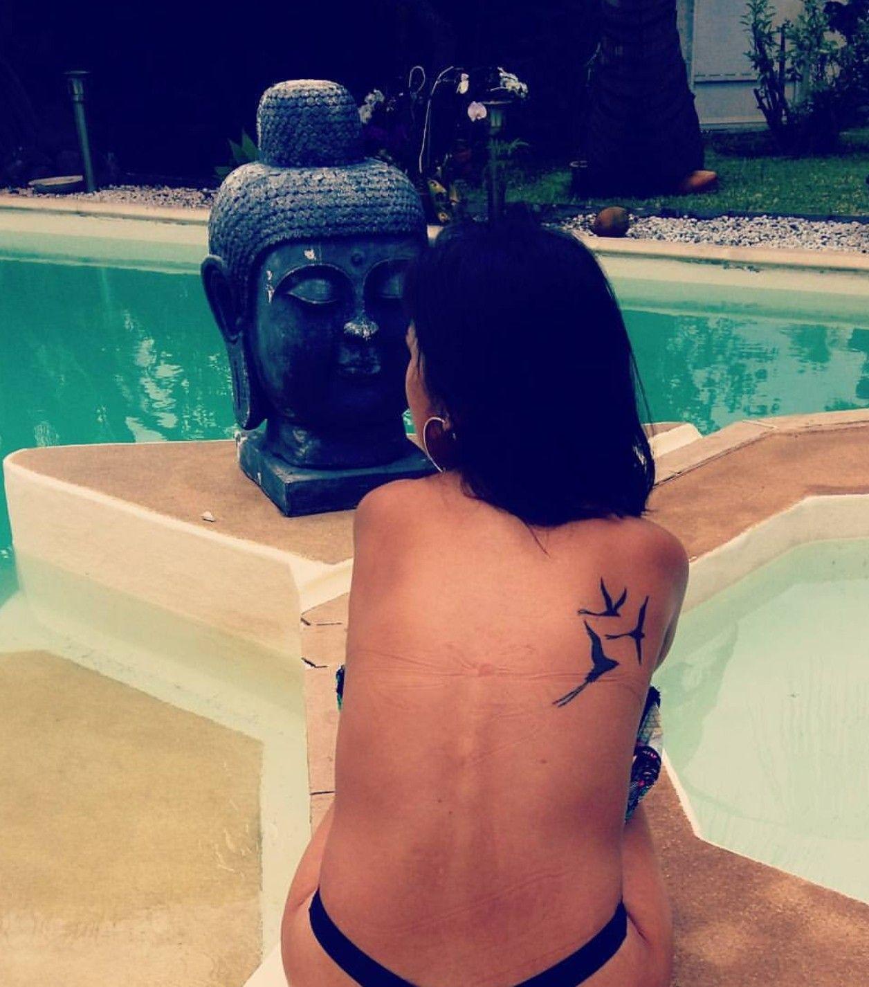 Paille En Queue Tattoo Ile De La Reunion Tatoo Pinterest