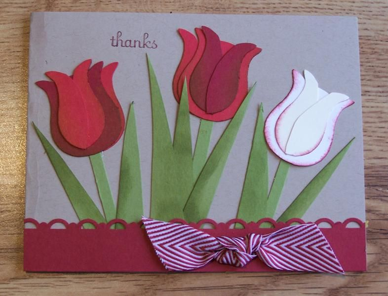 Tulips - owl punch art