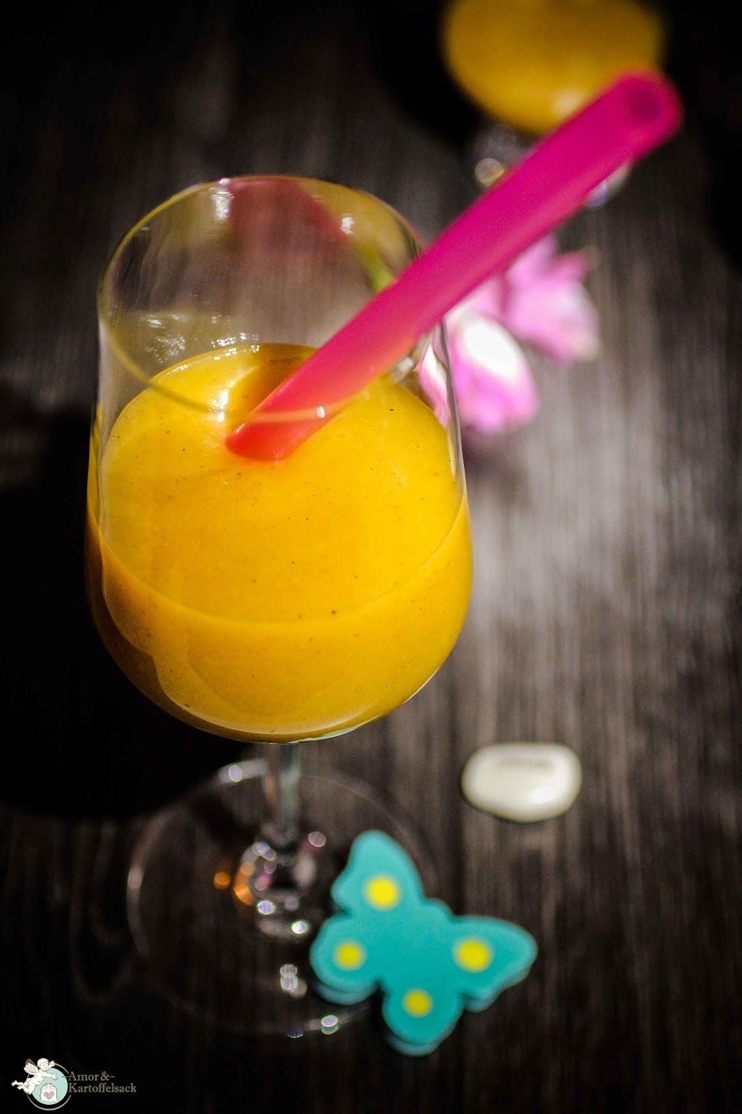 Smoothie Aus Standard Obst Guten Morgen Sonnenschein