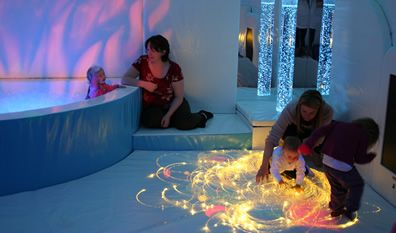 Special Needs Sensory Room On Pinterest Sensory Rooms