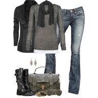Fall Fashion Trends 2012 | Grey in Fall | Fashionista Trends