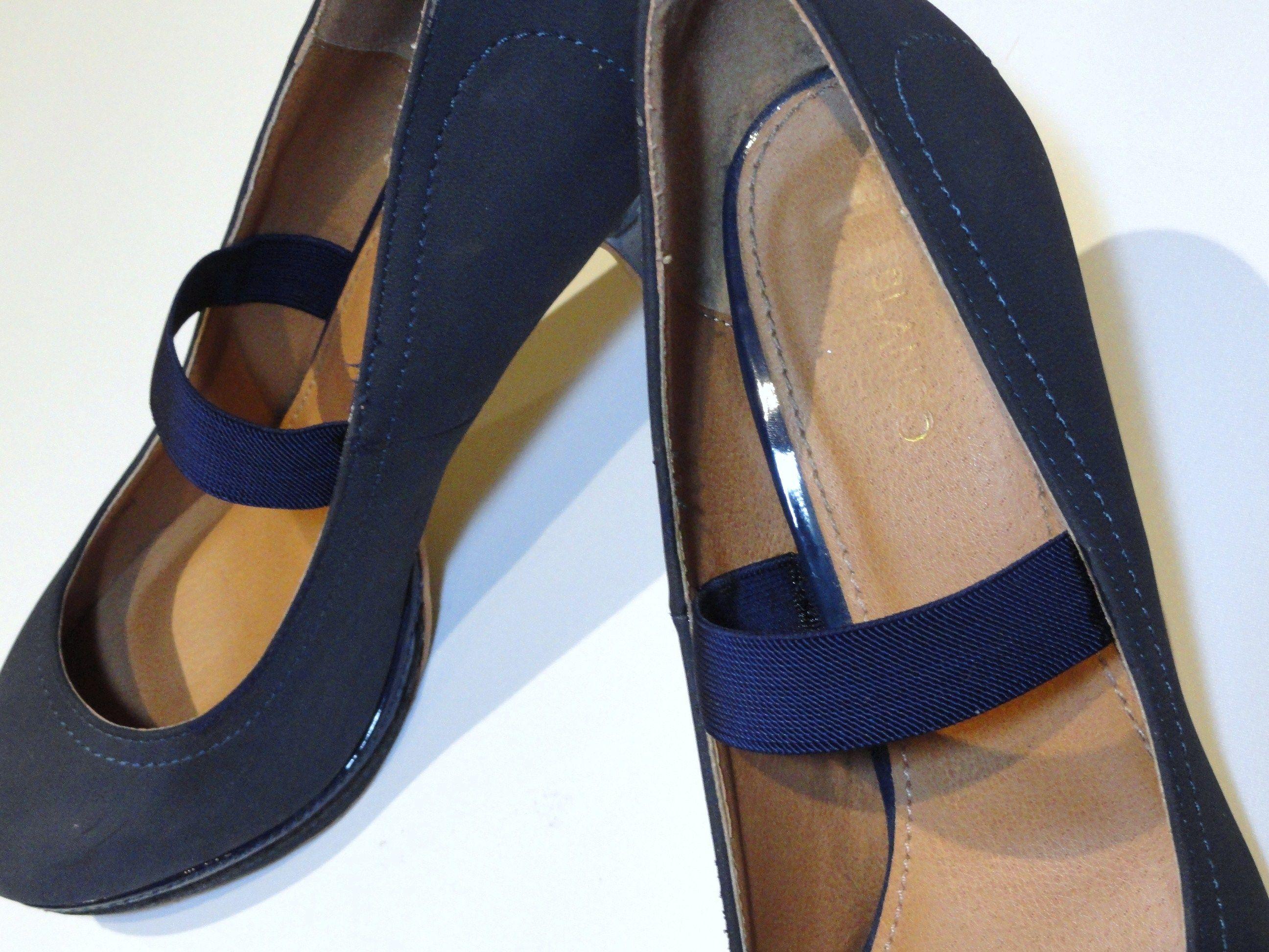 a6d9b607 How to fix shoes that are too big. lapiperiadenewyorkdiy. Consejos Útiles,  Consejos De