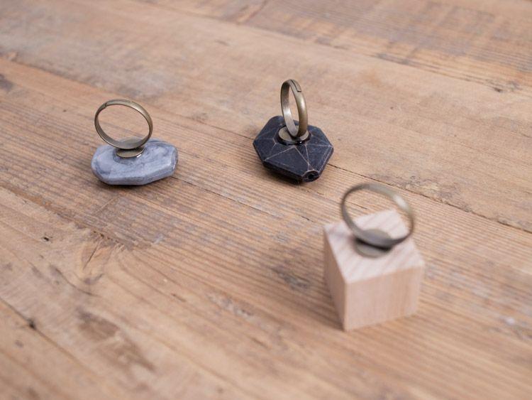 Tutorial fai da te: Come fare un anello statement in soli 5 minuti via DaWanda.com