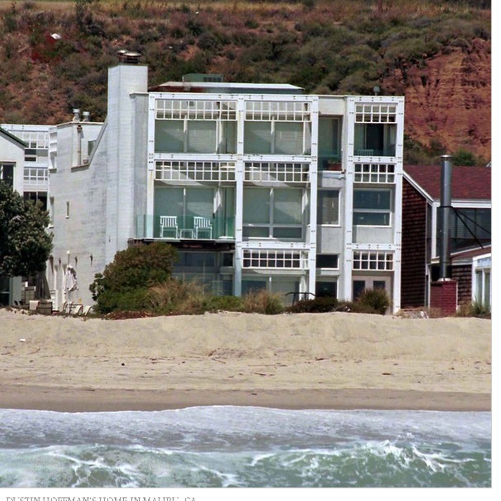Dustin Hoffman S House Celebrity Houses Hollywood Homes Celebrity Mansions