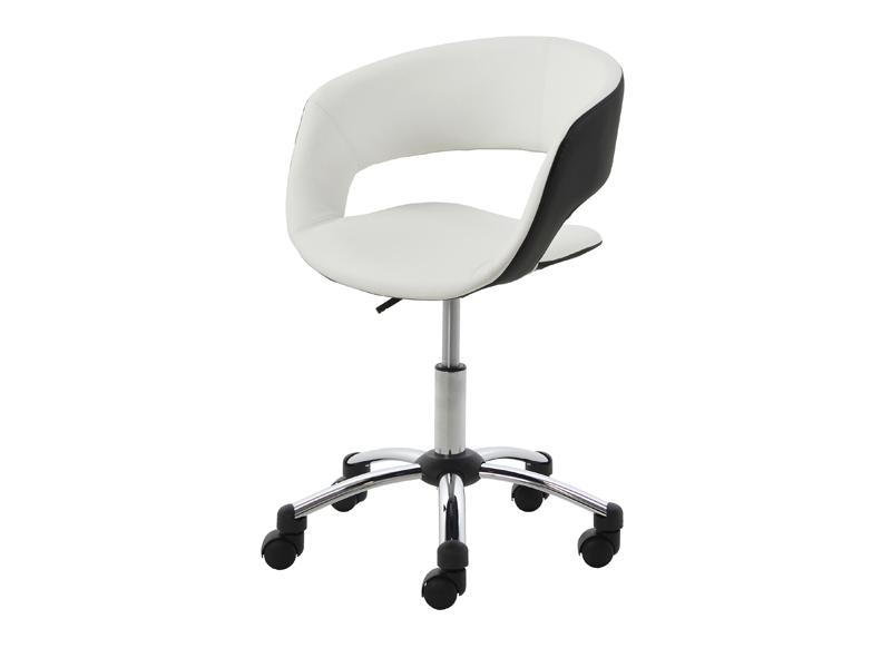 Chaise De Bureau Blanc Kelly Fauteuil Bureau Design Chaise De Bureau Blanche Et Chaise Bureau