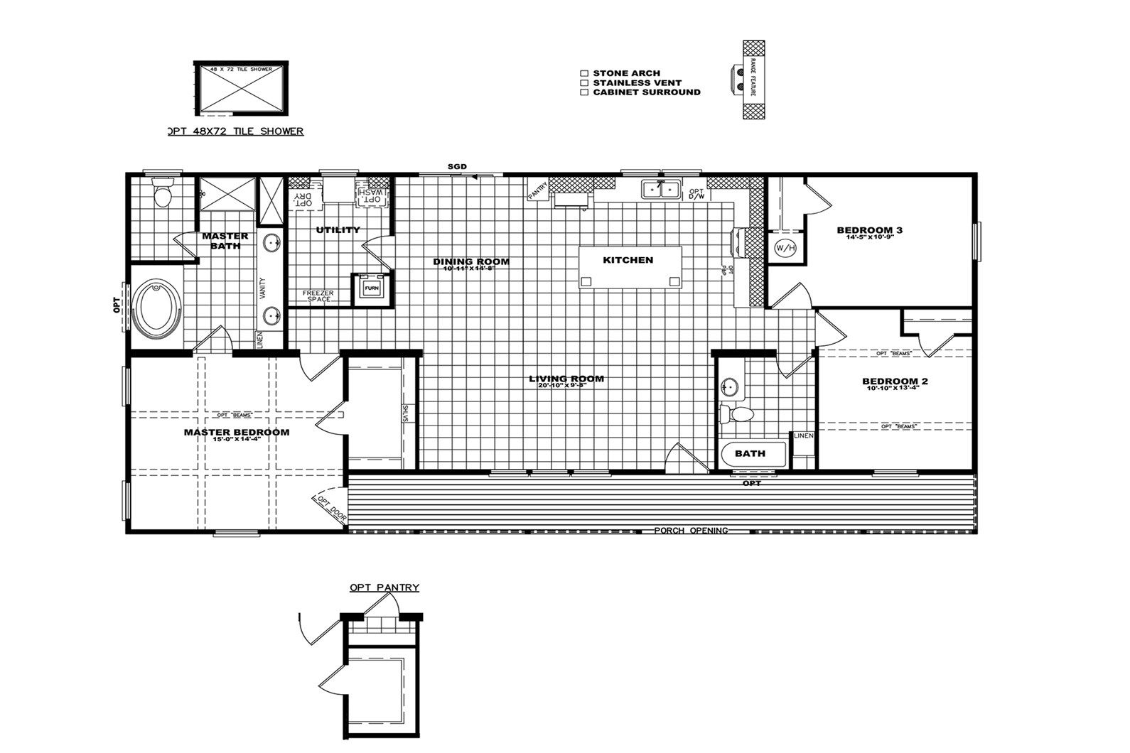 Interactive Floor Plan