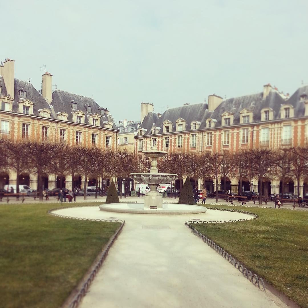 Place des Vosges  ©slshawphotgraphie