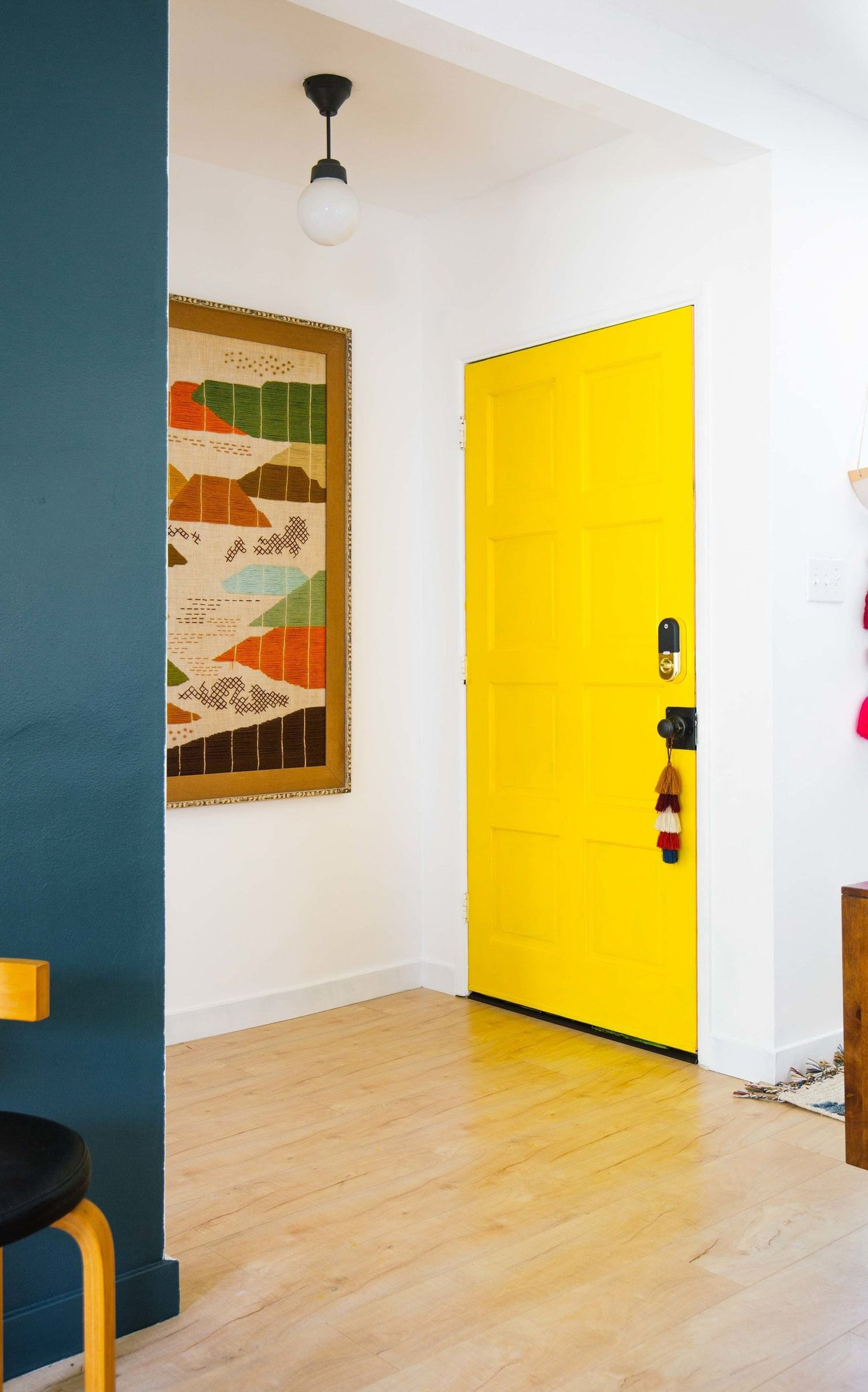 8 Creative Interior Doors That Will Make You Happy On The Inside Painted Interior Doors Doors Interior Interior