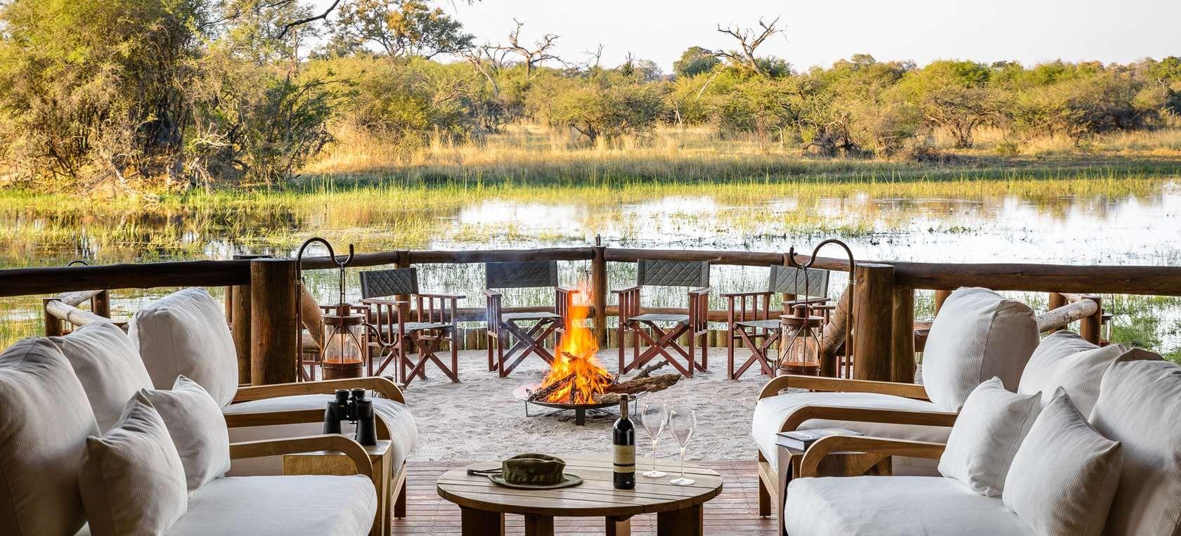 Sanctuary Stanley's Camp Botswana All inclusive