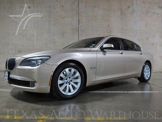 Check Out This 2010 Bmw 750li Navigation Sunroof In Cashmere