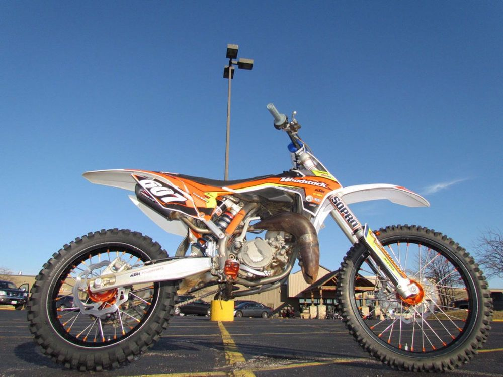 2015 Ktm Sx 85 Sx W105 Big Wheel Used Motorcycles For Sale Big Wheel Used Motorcycles