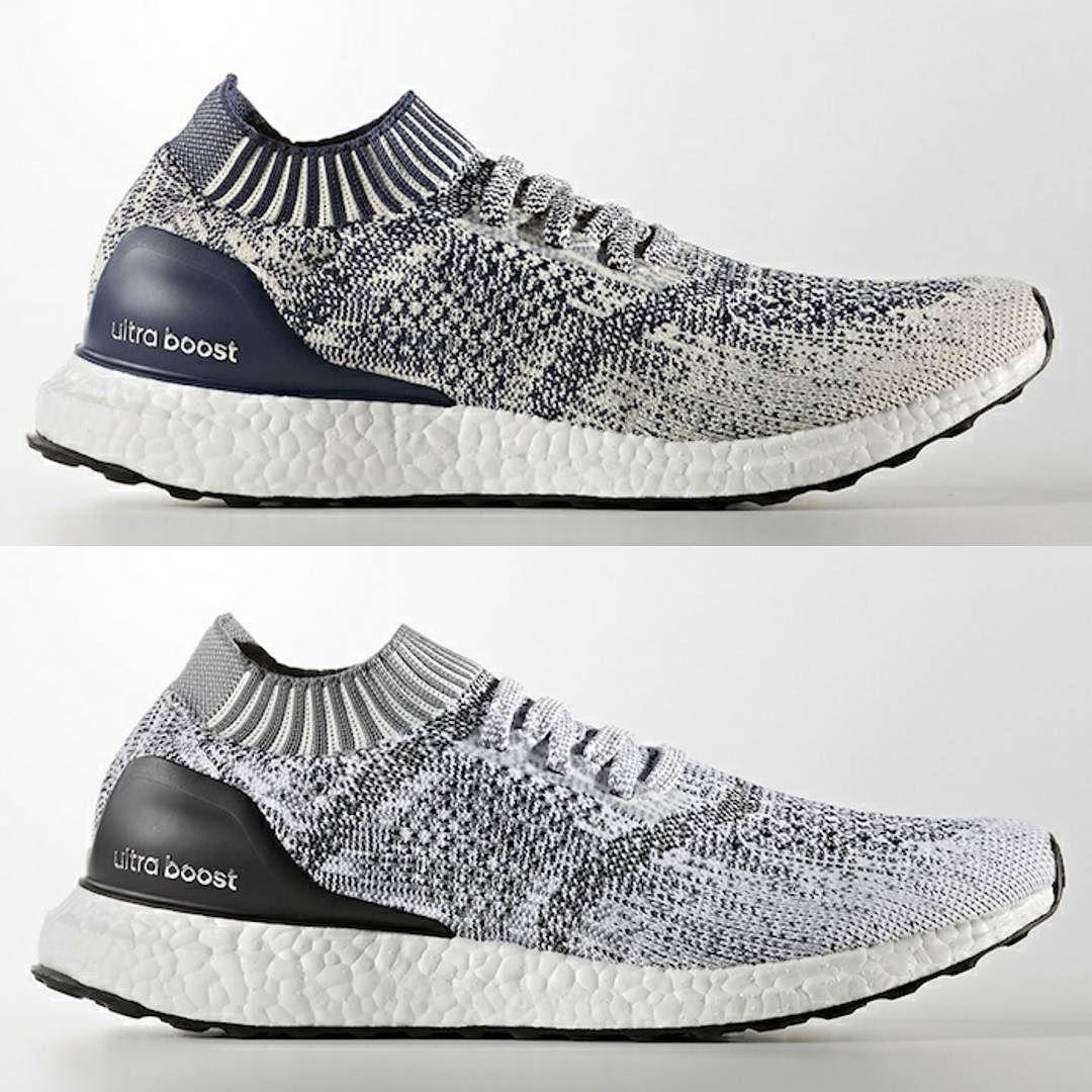 adidas Ultra Boost Uncaged Black Wool Sneaker Bar Detroit