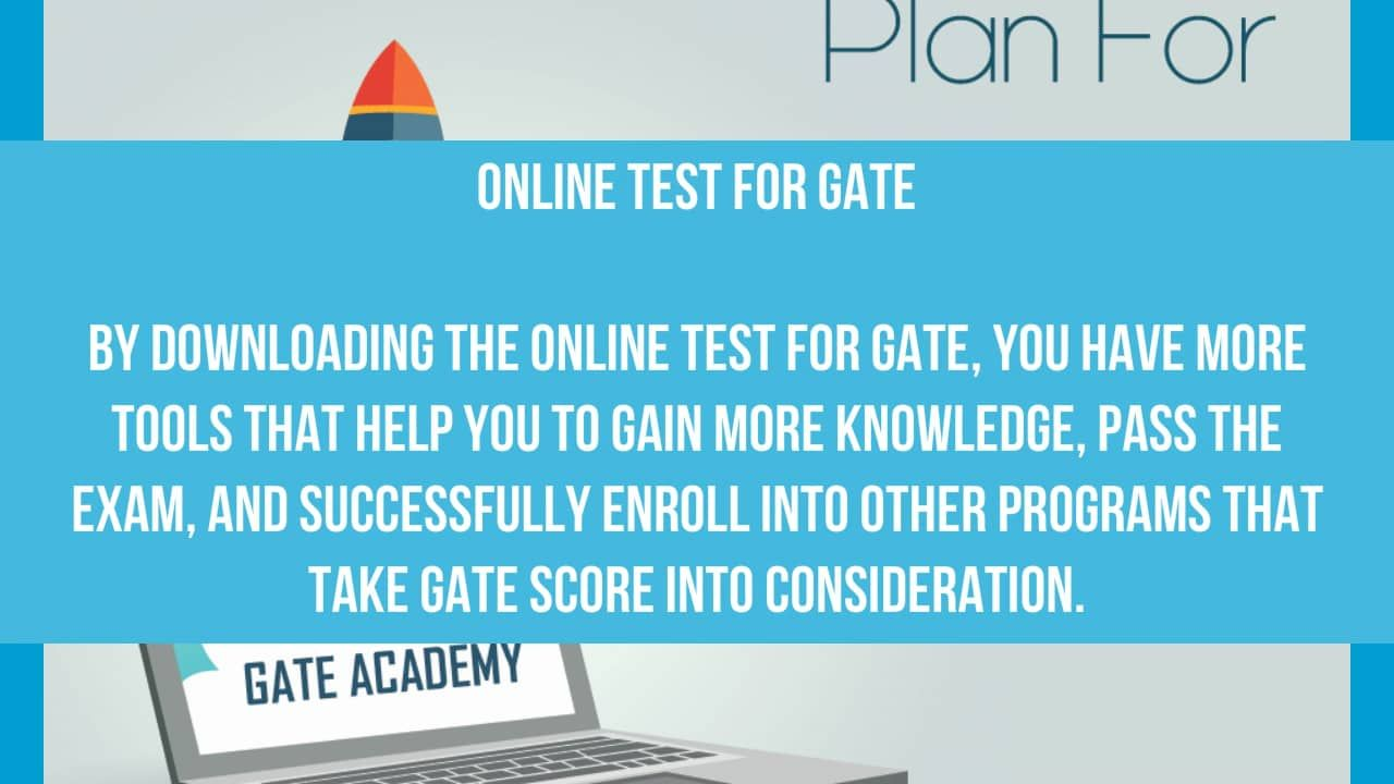 Gate Exam is every student's ticket to the ability to keep up with engineering and technology developments today; it prepares students for success. Online Test For GATE apps contain everything that a student needs for the program as well as the exam. With just a few taps on the screen, you can find out anything you want. The app shows packages, dashboard, your profile, bookmarked content, reports, and even tests. visit us online for more info at…
