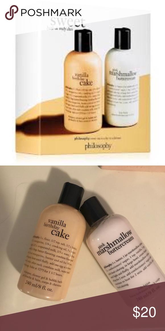 Philosophy Bath And Body Set