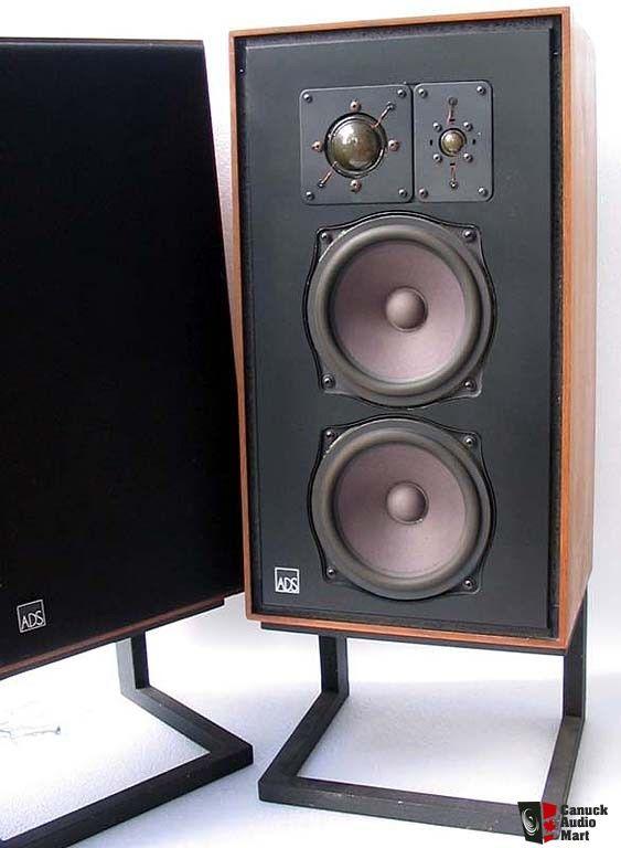 ADS L810 Speakers | Speakers in 2019 | Stereo speakers