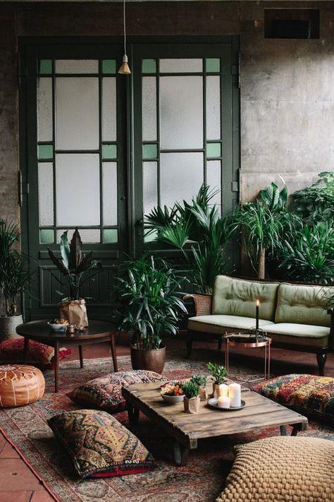 Apéro Botanico neue wohnung Pinterest Interiors, Living rooms - Wohnzimmer Design Grun