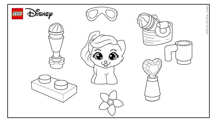 Coloring Fun With Delightful Treasure Princess Coloring Pages Disney Coloring Pages Toy Story Coloring Pages