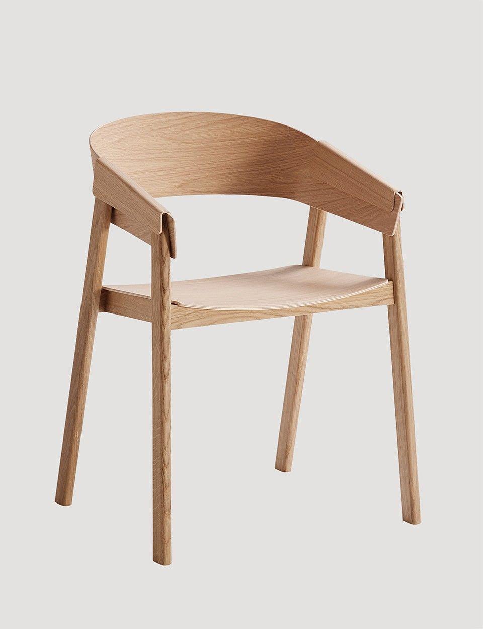 Muuto Cover Stuhl Stuhle Holzstuhle Armlehnstuhl